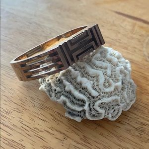 Tory Burch Gold Fitbit Bracelet